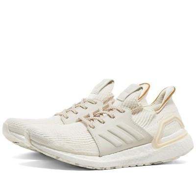 アディダス Adidas メンズ スニーカー シューズ・靴 x Universal Works Ultraboost Winter White/Bone