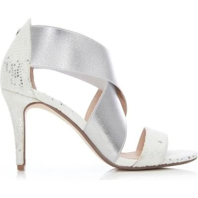 モーダインペレ Moda in Pelle レディース サンダル・ミュール シューズ・靴 Lazanti High Occasion Sandals White