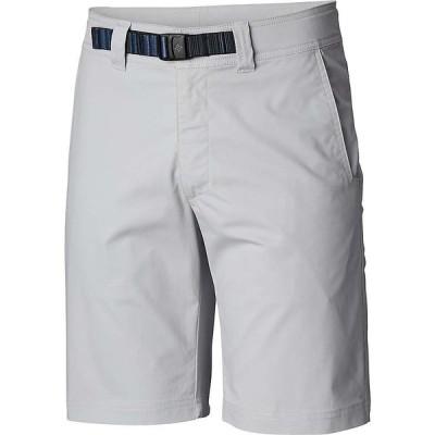 コロンビア Columbia メンズ ショートパンツ ボトムス・パンツ Shoals Point Belted Short Cool Grey