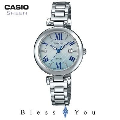 CASIO SHEEN カシオ ソーラー 腕時計 レディース シーン shs-4502d-2ajf 28
