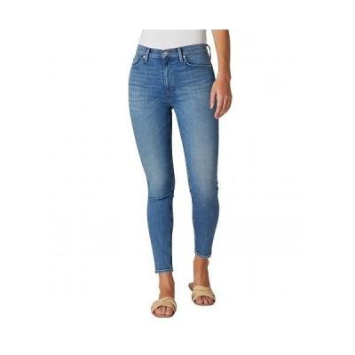 Hudson Jeans ハドソン ジーンズ レディース 女性用 ファッション ジーンズ デニム Barbara High-Waist Super Skinny Ankle in Dream Lover - Dream Lover
