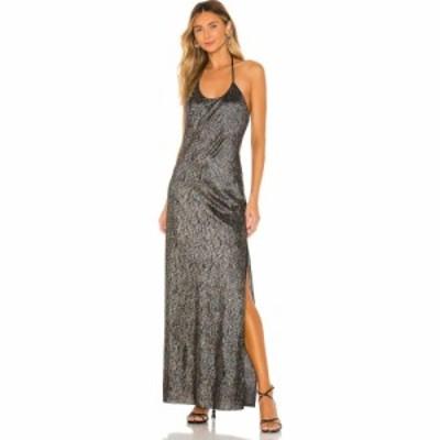 ハウスオブハーロウ1960 House of Harlow 1960 レディース ワンピース ワンピース・ドレス x REVOLVE Jasper Dress Noir Multi