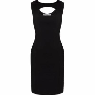 ジバンシー Givenchy レディース ワンピース ミニ丈 ワンピース・ドレス stretch-jersey minidress Black