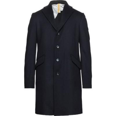 ガッザリーニ GAZZARRINI メンズ コート アウター Coat Dark blue