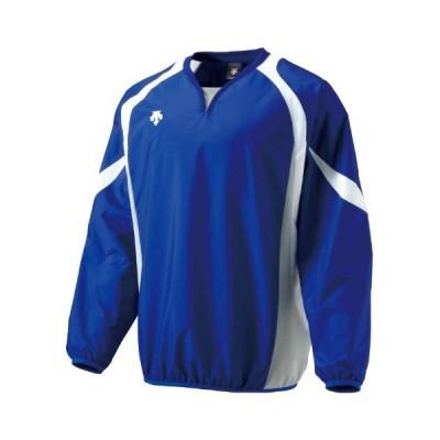 DESCENTE(デサント) 野球 ウインドジャック ロイヤルブルー×ホワイト Lサイズ PJ320