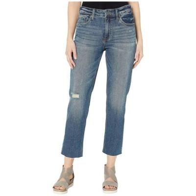 カットフロムザクロス レディース デニムパンツ ボトムス Rachael Mom Jeans in Bountiful