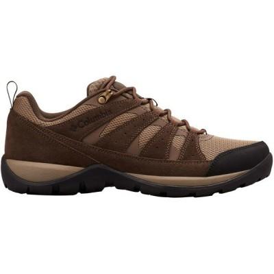 コロンビア ブーツ&レインブーツ シューズ メンズ Columbia Men's Redmond V2 Hiking Shoes Pebble