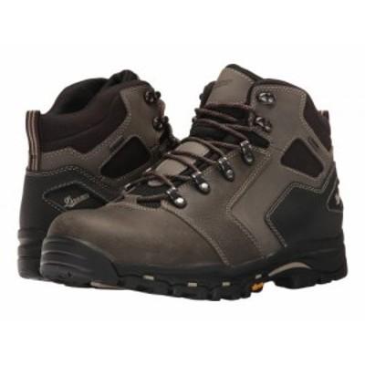 Danner ダナー メンズ 男性用 シューズ 靴 ブーツ ワークブーツ Vicious 4.5 Non-Metallic Safety Toe Slate/Black【送料無料】