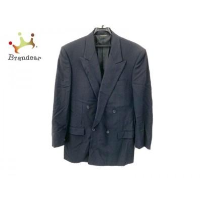 ダーバン DURBAN ジャケット メンズ 美品 黒 新着 20200916