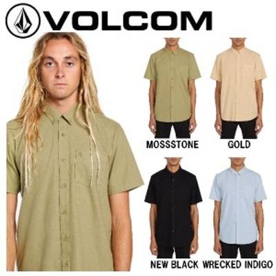 【VOLCOM】ボルコム 2020春夏 EVERETT OXFORD SHORT SLEEVE メンズ シャツ 半袖 スケートボード スノーボード サーフィン S/M/L/XL 3カラ