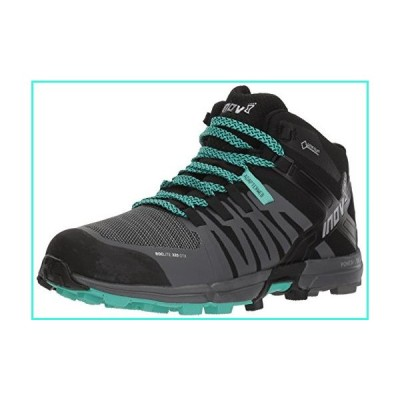 【新品】Inov-8 Womens Roclite 320 GTX Trail Running Boot - Black/Grey/Teal - 000718-BKGYTL-M-01 (Black/Grey/Teal - M6.5/W8)(並行輸入品)