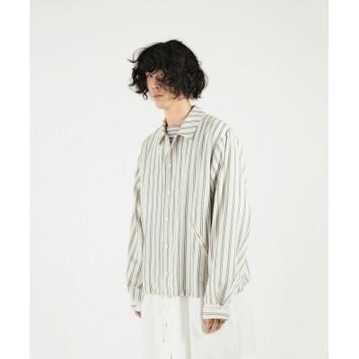 【SILLIS】 FAKE LAYERED LONG SHIRTS