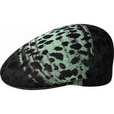 カンゴール レディース 帽子 アクセサリー Kangol Anicamo 504 Flat Cap Dark Flannel
