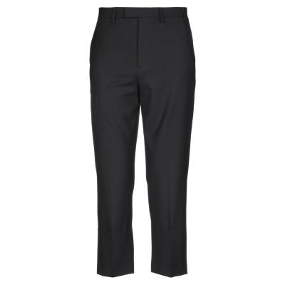 ラフ・シモンズ RAF SIMONS パンツ ブラック 52 バージンウール 95% / ポリウレタン 5% パンツ