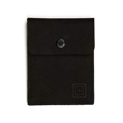 5.11 Tacticalシリーズスタンバイカードウォレットクレジットカードホルダー、11 cm、黒(黒)-511-56464-019
