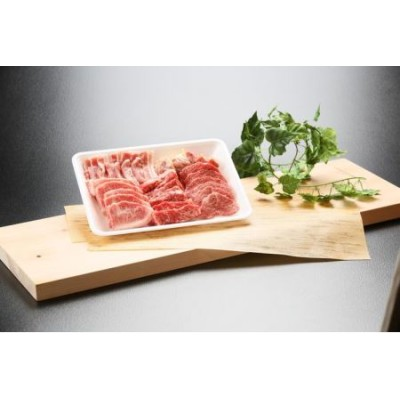 鳥取和牛・豚・鶏肉 焼肉セット 400g(株式会社 あかまる牛肉店)