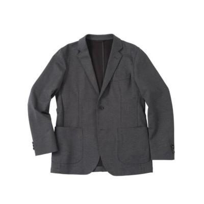 上下で選べるのびるセットアップジャケット ジャケット, Jackets