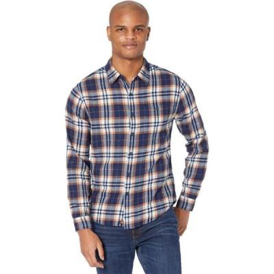 ノーマルブランド The Normal Brand メンズ シャツ トップス Stephen Auburn Plaid