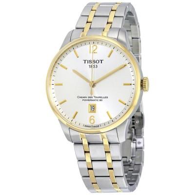 ティソ/TISSOT メンズ 腕時計 T-Classic Chemin Des Tourelles Automatic Men's Watch T099.407.22.037.00