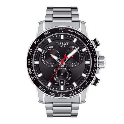 ティソ スーパースポーツ クロノ メンズ T1256171105100 腕時計 正規品