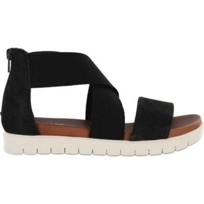 ミア Mia レディース サンダル・ミュール アンクルストラップ シューズ・靴 Adina Ankle Strap Sandal Black Vegan