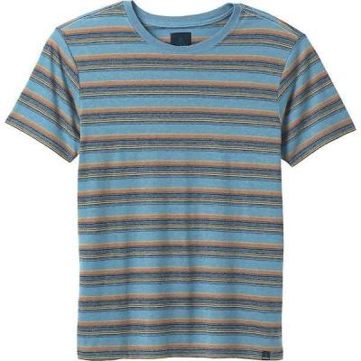 プラーナ メンズ Tシャツ トップス Prana Men's Dustin Short Sleeve Crew