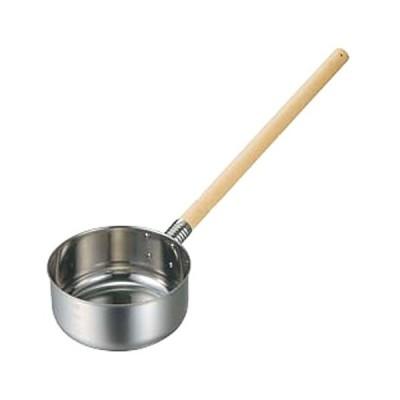 調理小物 厨房用品 / IKD 18-8抗菌水杓子 10cm 寸法: φ100 x 48 x 345mm