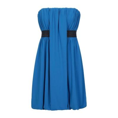 BAGATELLE ミニワンピース&ドレス ブルー 46 ナイロン 90% / ポリウレタン 10% ミニワンピース&ドレス