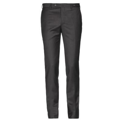 PT Torino パンツ 鉛色 50 バージンウール 90% / カシミヤ 10% パンツ