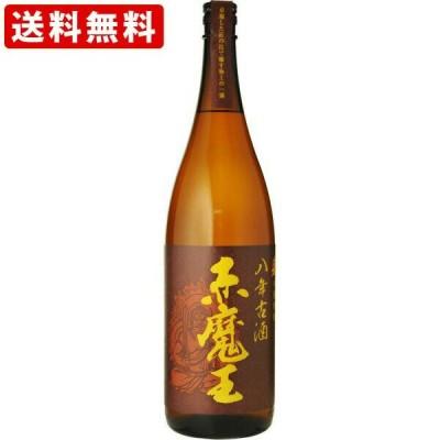 送料無料 赤魔王 麦 八年古酒 25度 1800ml (北海道・沖縄+890円)