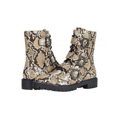 Jessica Simpson ジェシカシンプソン レディース 女性用 シューズ 靴 ブーツ レースアップ 編み上げ Kirlah - Neutral