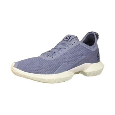Reebok Women's Interrupted Sole Running Shoe, Washed Indigo/Heritage Navy/Chalk, 9 M US【並行輸入品】