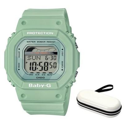 (時計ケースセット)(国内正規品)(カシオ)CASIO 腕時計 BLX-560-3JF (ベビーG)BABY-G レディース G-LIDE デジタル