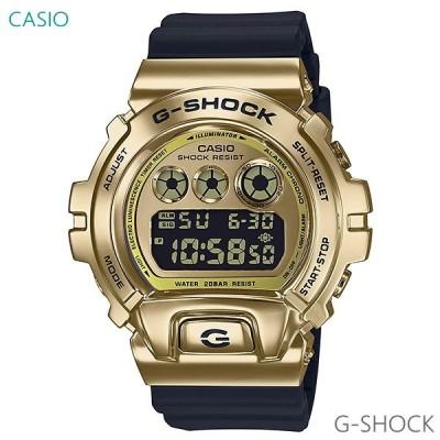 メンズ 腕時計 7年保証 カシオ G-SHOCK GM-6900G-9JF 正規品 CASIO メタルベゼル