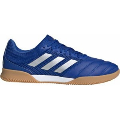 アディダス メンズ サッカーシューズ adidas Men's Copa 20.3 Indoor Sala Soccer Shoes インドア BLUE/SILVER