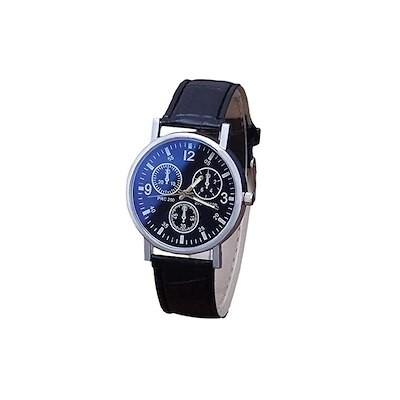 即納 /リタプロショップ メンズ アナログ クォーツウォッチ Aタイプ おしゃれ シンプル 腕時計