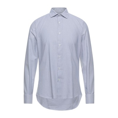 HAVANA & CO. シャツ ライトグレー 39 コットン 100% シャツ