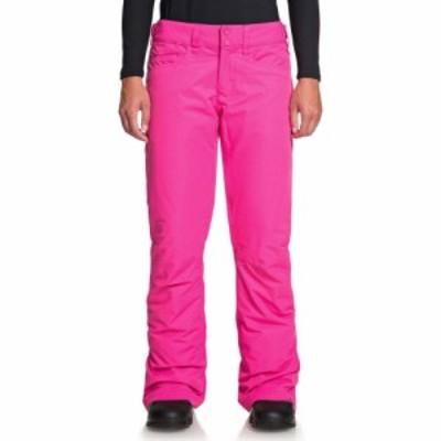 ロキシー Roxy レディース スキー・スノーボード ボトムス・パンツ backyard snowboard pants Beetroot Pink