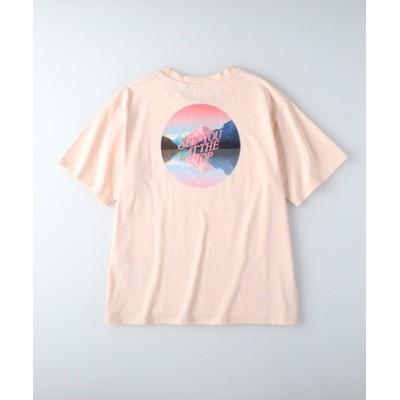 リーバイス バックプリントTシャツ