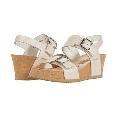 Mephisto メフィスト レディース 女性用 シューズ 靴 ヒール Lissandra - Light Sand Croco