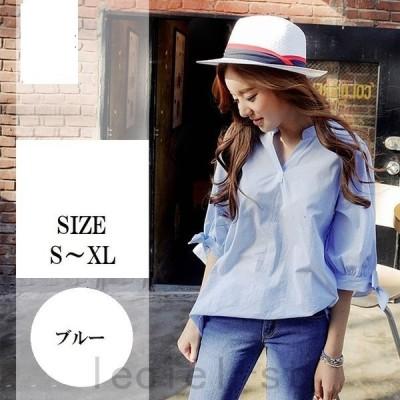 シャツ レディース ブラウス 大きいサイズ ワイシャツ チュニック カットソー 襟付き 体型カバー