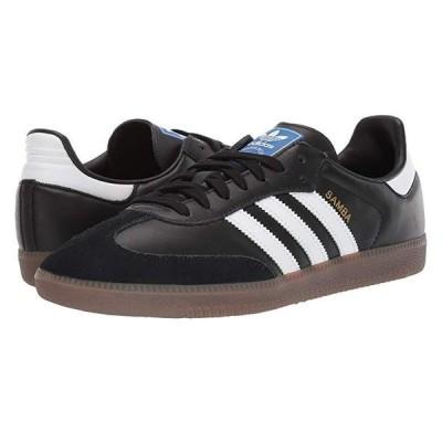 アディダス オリジナルス Samba OG メンズ スニーカー 靴 シューズ Core Black/Footwear White/Gum 5