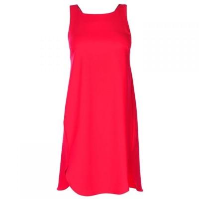 アルマーニ Armani Exchange レディース ワンピース ワンピース・ドレス Sleeveless Dress Pink Fla