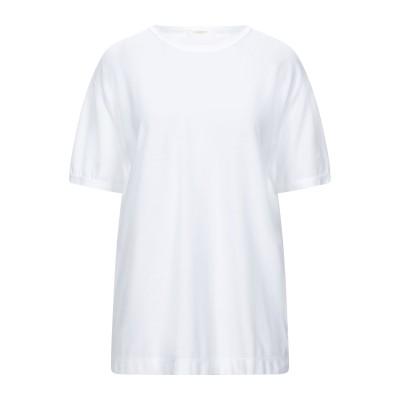 SLOWEAR T シャツ ホワイト M コットン 100% T シャツ