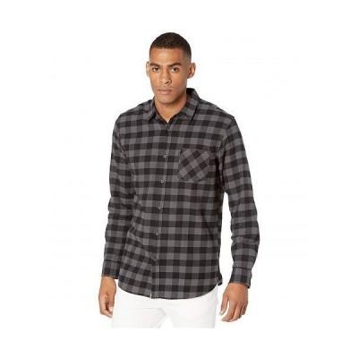 Rip Curl リップカール メンズ 男性用 ファッション ボタンシャツ Check This Long Sleeve Shirt - Black