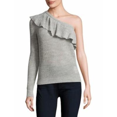 レベッカテイラー レディース トップス ニット  One-Shoulder Ruffle Sweater