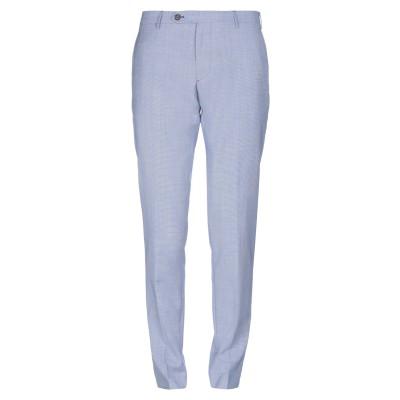 ベルウィッチ BERWICH パンツ ブライトブルー 52 バージンウール 100% パンツ