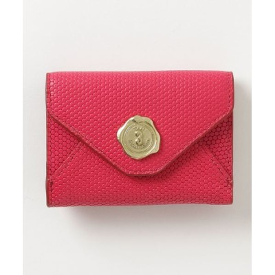 Scrap Book / LAGLAIA / 【SAN HIDEAKI MIHARA】三つ折財布 WOMEN 財布/小物 > 財布