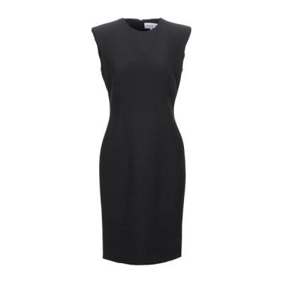 D'ALBA DUCHINI チューブドレス  レディースファッション  ドレス、ブライダル  パーティドレス ブラック