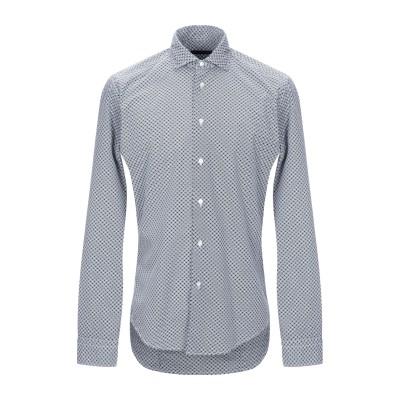 ブライアン デールズ BRIAN DALES シャツ ブラック 41 コットン 100% シャツ
